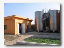 Complexul de vinificatie Scurta